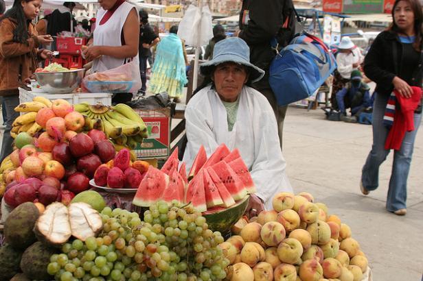 La sécurité alimentaire est un des enjeux majeurs en Amérique latine mais aussi dans le monde.  © 3rdparty / flickr-cc