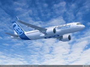 Le modèle A320neo dont Airbus a vendu 100 appareils à Avianca.  Crédits: Airbus SAS  2014