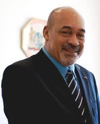 Desi Bouterse, actuel président du Surinam.