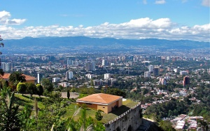 La ville de Guatemala.