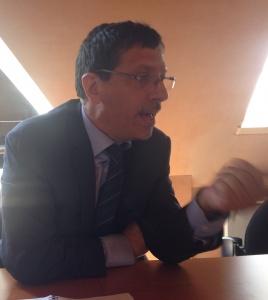 Carlos Quenan, vice président de l'Institut des Amériques. Crédits: Michel Taube