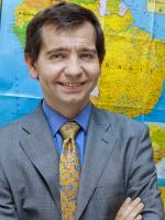 Sébastien Velut, actuel directeur de l'IHEAL (jusqu'en septembre prochain).