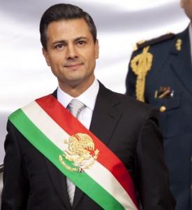 Galer'a de la toma de posesi—n de Enrique Pe–a Nieto como Presidente de MŽxico, en las instalaciones del Congreso de la Uni—n: Palacio de San L‡zaro