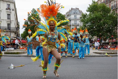Carnaval tropical @Mairie de Paris