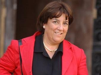 Adriana Delpiano, nouvelle ministre de l'Education au Chili.