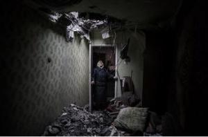 """Exposition """"Ukraine : l'Est à la dérive"""""""