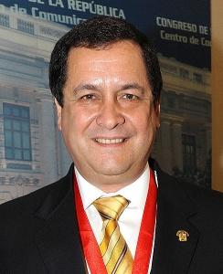 Luis Iberico File:Bomberos condecoran a Luis iberico.jpg: Congreso de la República del Perú from Lima, Perú derivative work: Alvaro Arditi