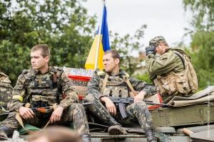 Soldats ukrainiens - Crédit : Sasha Maksymenko / Flickr