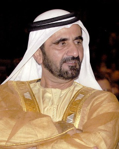 Sheikh Mohammed bin Rashid Al Maktoum, premier ministre des Emirats Arabes Unis - crédit : IMF