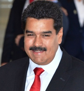 Président vénézuélien Nicolas Maduro - crédit :  Valter Campanato / ABr