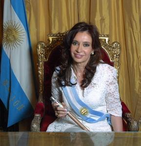 Cristina Fernández de Kirchner © Presidencia de la Nación Argentina