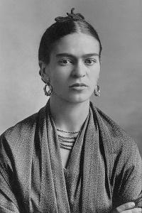 Frida Kahlo  ©  Guillermo Kahlo