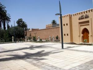 Oujda.galerie_d'art_de_la_medina