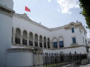 Palais de justice de Tunis - © Dacoslett / Wikimedia Commons