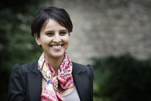 Najat Vallaud-Belkacem, ministre de l'Education nationale - Crédit : Benjamin Geminel / Flickr CC