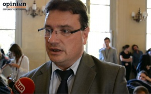 Philippe Gosselin député de la Manche
