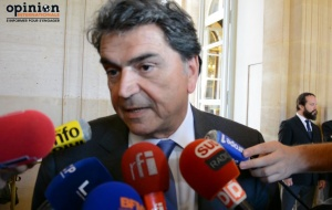 Pierre Lellouche député de Paris 1ère cirsconption