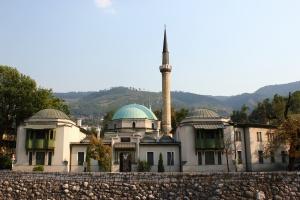 Mosquée impériale de Sarajevo - crédit : Julian Nitzsche / Wikimedia Commons