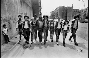 Gang des Savage Skulls. Bronx, New York City, NY. 20 Juillet 1972. © Jean-Pierre Laffont, 2015. Exposition à la Maison Européenne de la Photographie.