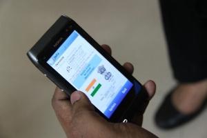 Plus de la moitié des téléphones achetés en Inde en 2012 étaient des smartphones. Crédit: Wikimedia commons