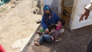 Réfugiés syriens au Liban - Credit: Pekka Tiainen, EU/ECHO / Flickr
