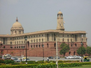 Parlement de New Delhi -  Crédit: Shahnoor Habib Munmun / Wikimedia Commons