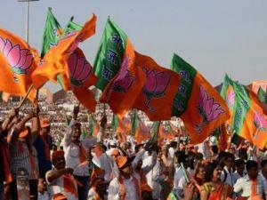 BJP - semaine en Inde