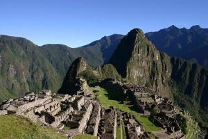 Le site du Machu Picchu Crédits : Charlesjsharp /Wcommons