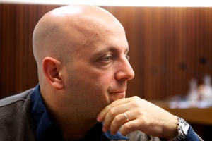 Hernan Charosky, fondateur d'Argentina Debate - Crédit : David Sasaki / Flickr CC