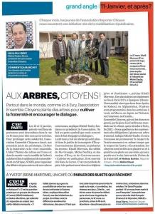 Article du Parisien Magazine