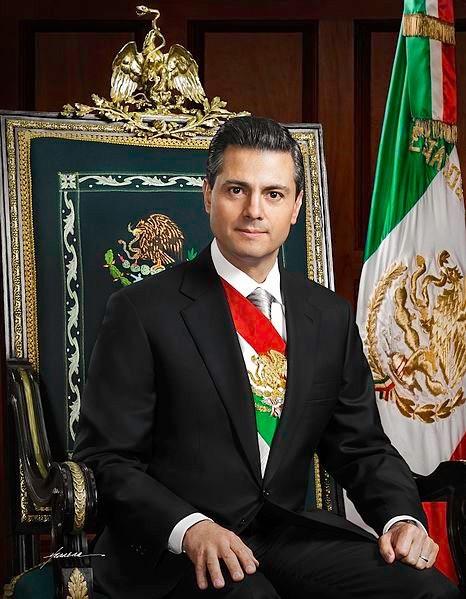 Enrique Peña Nieto Crédits : PresidencialMX 2012-2018