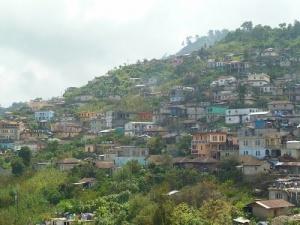 La ville de Concepción Capture d'écran : www.panoramio.com