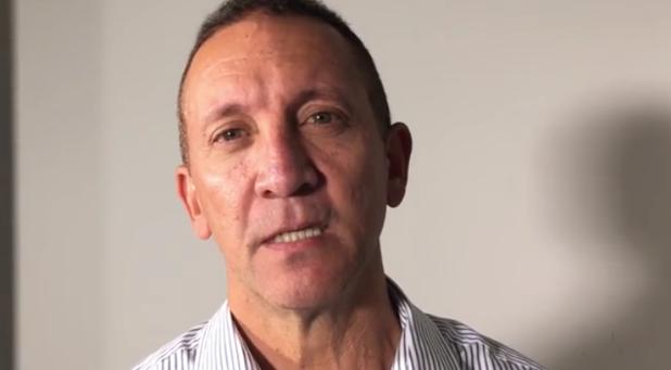 Capture d'écran de la vidéo dans laquelle le juge vénézuélien Franklin Nieves affirme avoir subi des pressions dans le procès de Leopoldo López. La Patilla Vidéo/Youtube.