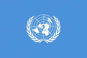 Drapeau de l'Organisation des Nations-Unies