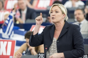 Marine Le Pen - © European Union 2015