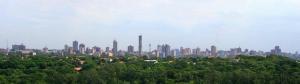 Vue d'ensemble d'Asunción.Crédits : Felipe Méndez/ Creative Commons