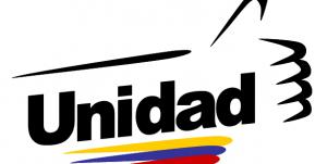 Emblème de la Coalition Mesa de Unidad Democrática (MUD)