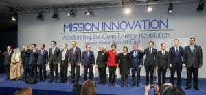 Les participants de la Mission Innovation. Crédit: Roberto Stuckert Filho / Wikimedia Commons