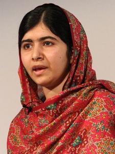 Malala Yousafzai.Crédit: Russell Watkins/Flickr