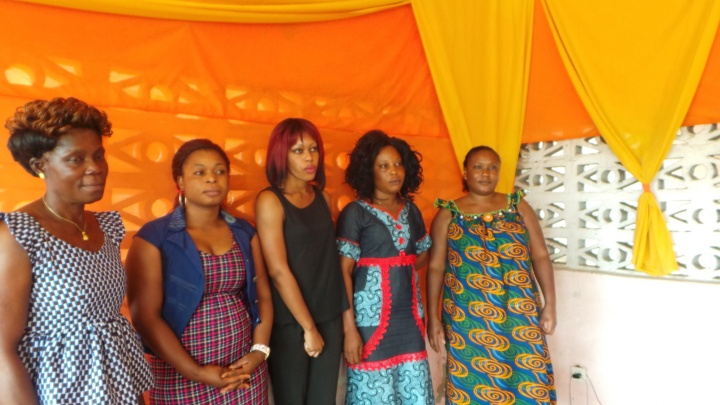 Les femmes et familles des prisonniers politiques - Crédit photo : Noé Michalon