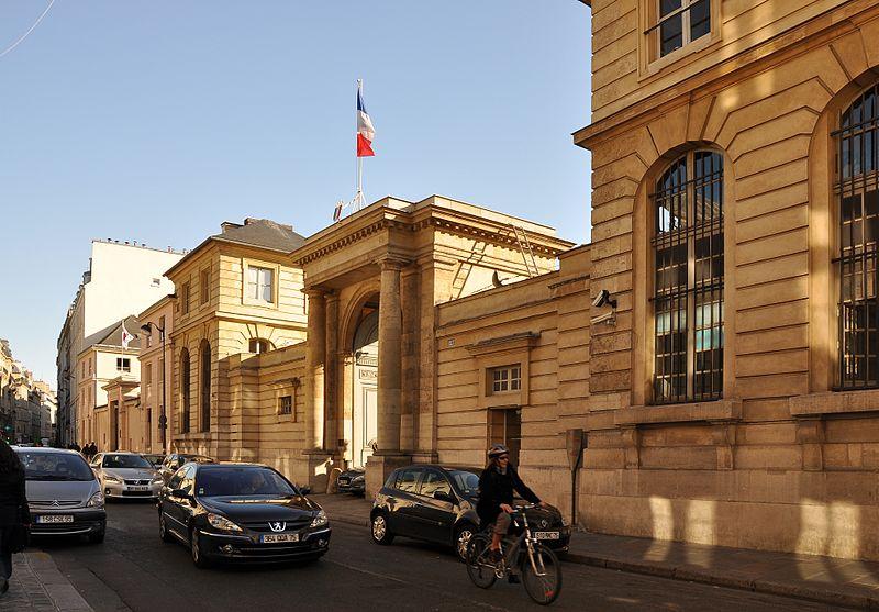 Le ministère du travail - Crédit photo : Monique - Wikimedia Commons