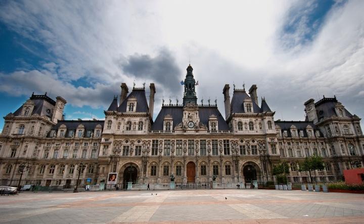 Mairie de Paris - Crédit photo : Luc Viatour