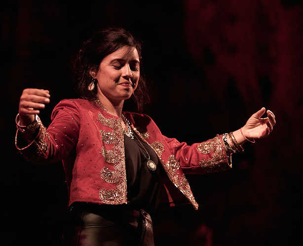 Neta Elkayam en concert - Crédit photo : Shmulik Balmas