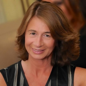 Muriel Touaty, directrice de l'association Technion France - Crédit photo : Erez Lichtfeld