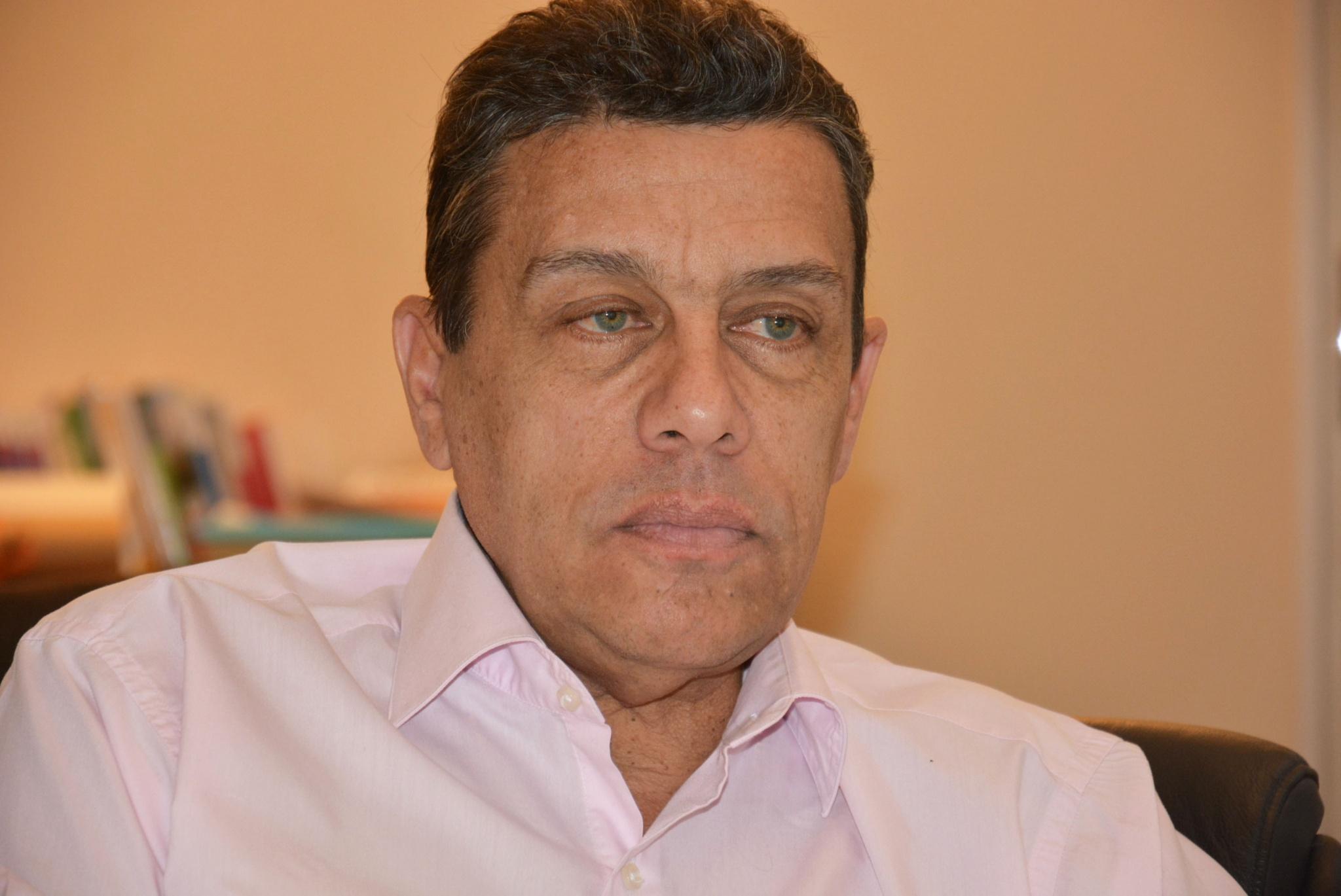 Xavier Beulin, Président de la FNSEA - Crédit photo : Stéphanie Petit