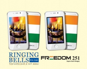 Coque indienne et prix imbattable : Freedom 251 connaît d'ores et déjà un redoutable succès.