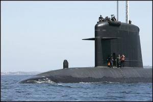 L'Arihant est le premier sous-marin indien de fabrication indienne - Crédit photo : Christophe Géral / Wikimedia Commons