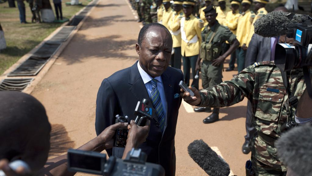 JMMM à Bangui