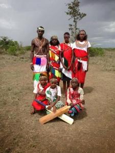 Maasai Crikcets Warriors - Crédit photo : Saidimu