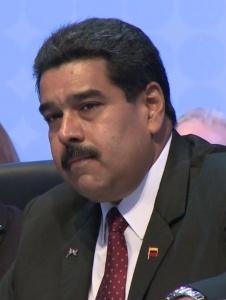 Nicolas Maduro en avril 2015, lors du sommet des Amériques au Panama. Crédit photo : Cumbre Panamá (Creative Commons)